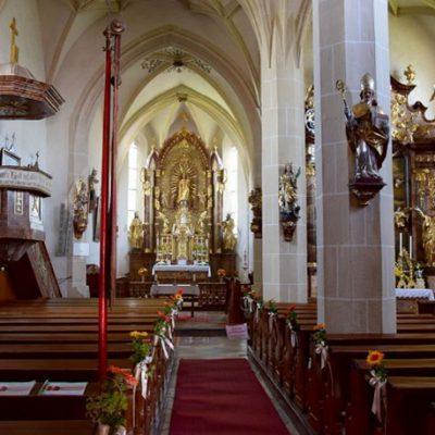 Pfarrkirche Kottes