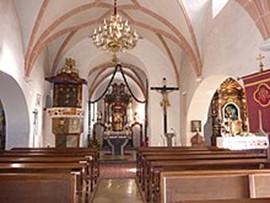 Pfarrkirche Purk